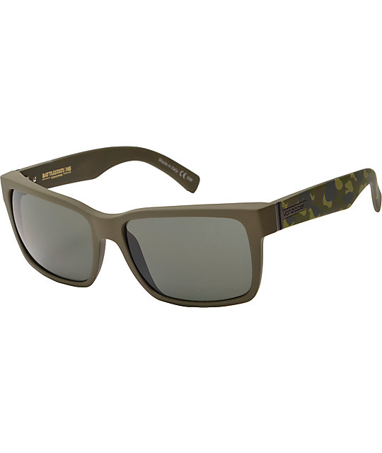 Von Zipper Elmore Battlestation Army Kamo Sunglasses