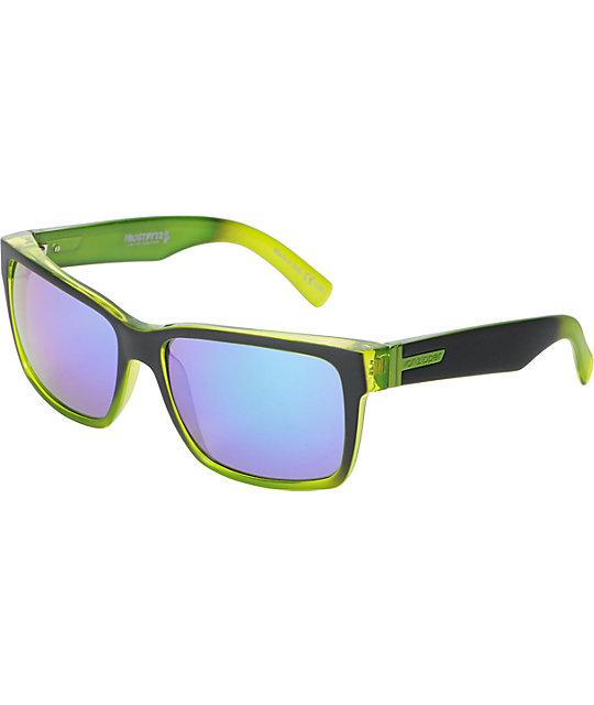 Von Zipper Elmore Frostbyte Lime-Aid Sunglasses