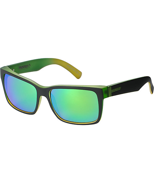 Von Zipper Elmore Frosteez Pucker Cream Sunglasses