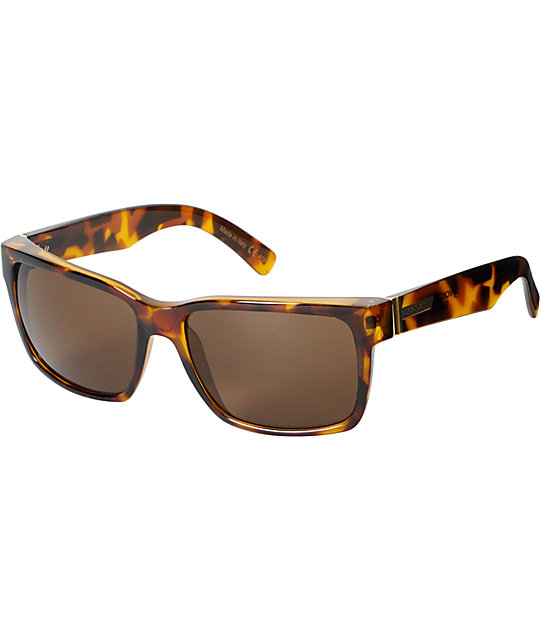 Von Zipper Elmore Tortoise Sunglasses
