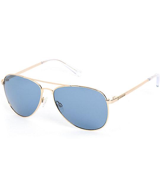 Von Zipper Farva Aviator Sunglasses