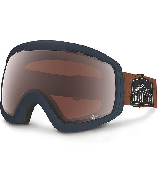 Von Zipper Feenom N.L.S. S.I.N. Snowboard Goggles