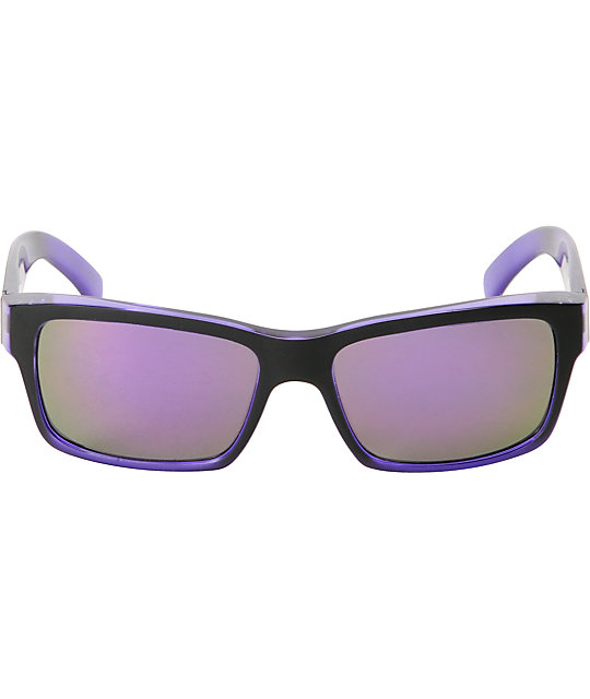 Von Zipper Fulton Slurple Tang Sunglasses