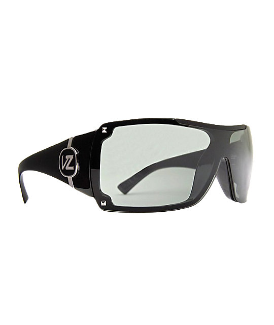 Von Zipper Gamma Black Sunglasses