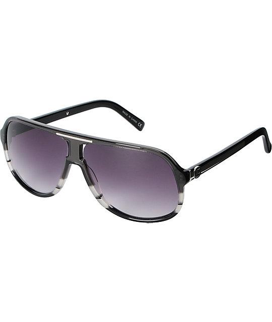 Von Zipper Hoss Grand Prix Black & Gradient Sunglasses
