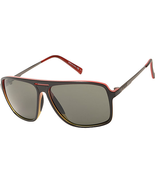 Von Zipper Hotwax Vibrations Sunglasses