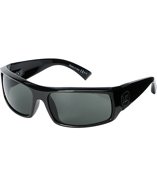 Von Zipper Kickstand Black & Grey Sunglasses