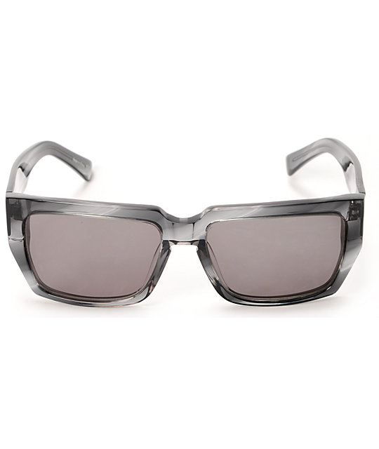 Von Zipper Mustafa Smoke Grey Sunglasses