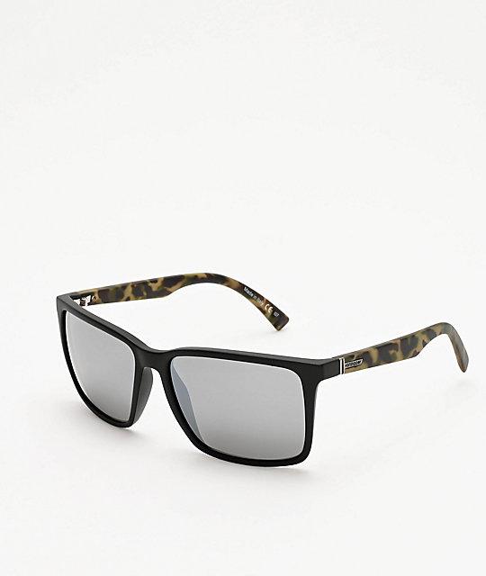 Negro Satinado Sol Von Y De En Gafas Zipper Camuflaje 1cTKlJF3