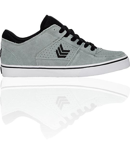 Vox Trooper Relief Grey Shoes