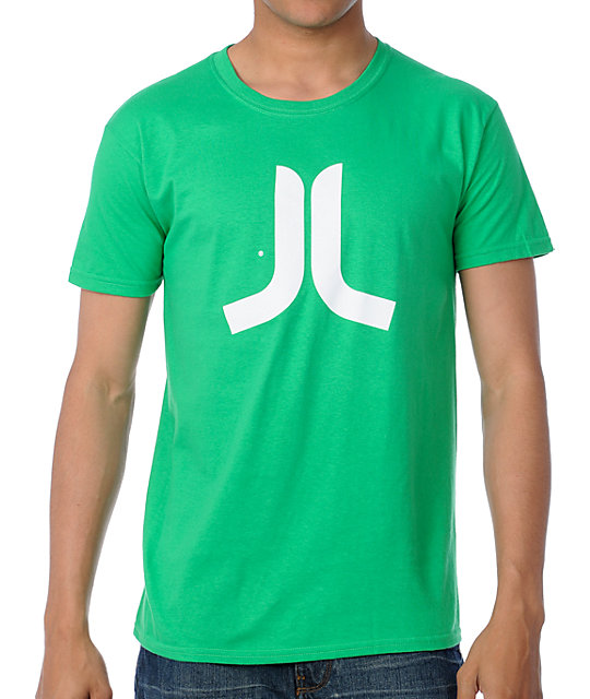 WeSC Icon Green T-Shirt