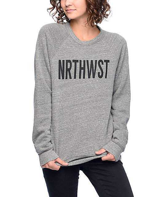 Women's Crewneck Sweatshirts