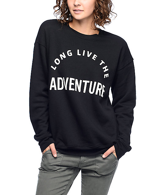 Women's Crewneck Sweatshirts at Zumiez : CP