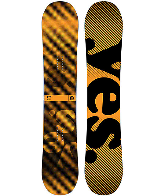 YES Jackpot 146cm Snowboard