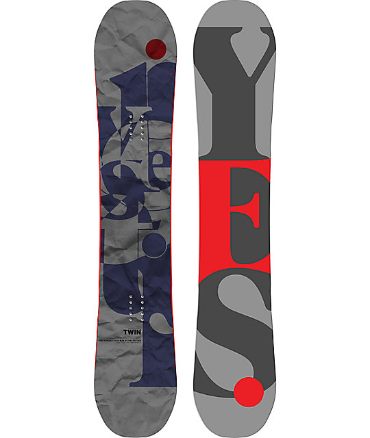 YES. Typo 159cm Wide Snowboard