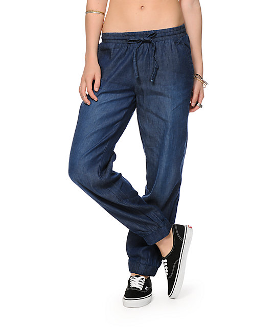 Simple CELEBRITY PINK Womens Denim Jogger Pants 261327811  Skinny