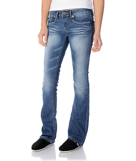 YMI Kendra Bootcut Jeans