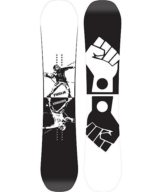 Yes Public 148cm Snowboard