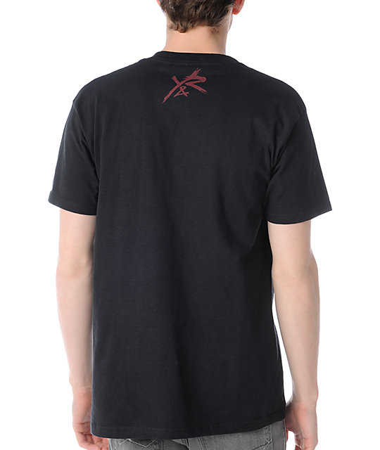 Young & Reckless Freedom Black T-Shirt