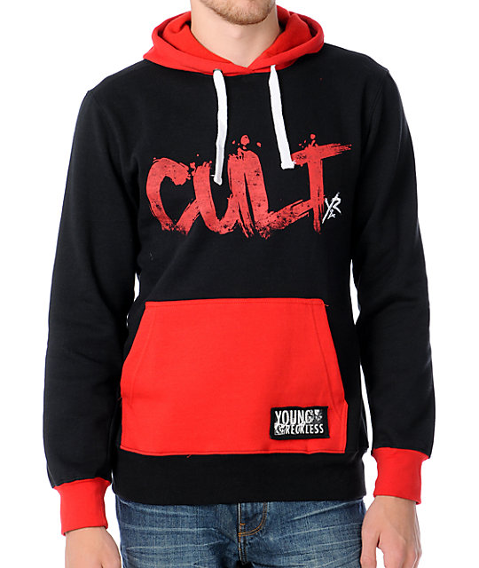 Young & reckless hoodies