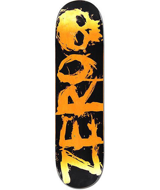 "Zero Blood KO 8.125""  Skateboard Deck"