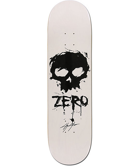 Zero Chris Cole Signature Skull 8.375
