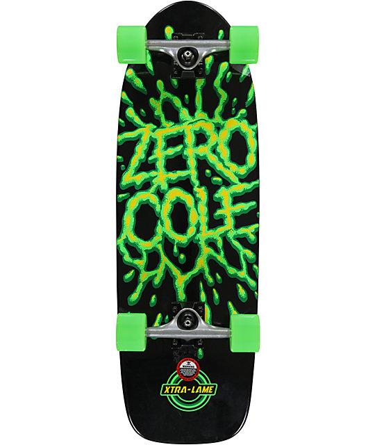 "Zero Cole 32.25""  Xtra Lame Cruiser Complete Skateboard"