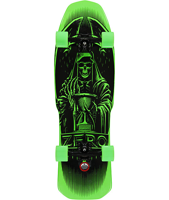 "Zero Cole 32.25"" Angel Of Death Cruiser Complete Skateboard"