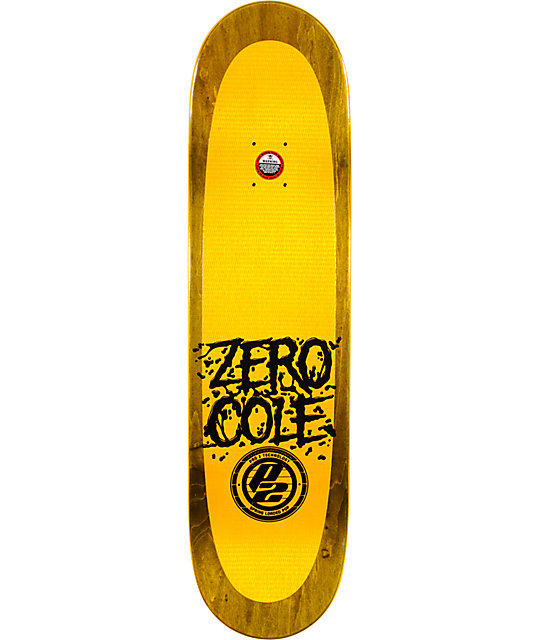 "Zero Cole First Blood P2 8.375""  Skateboard Deck"