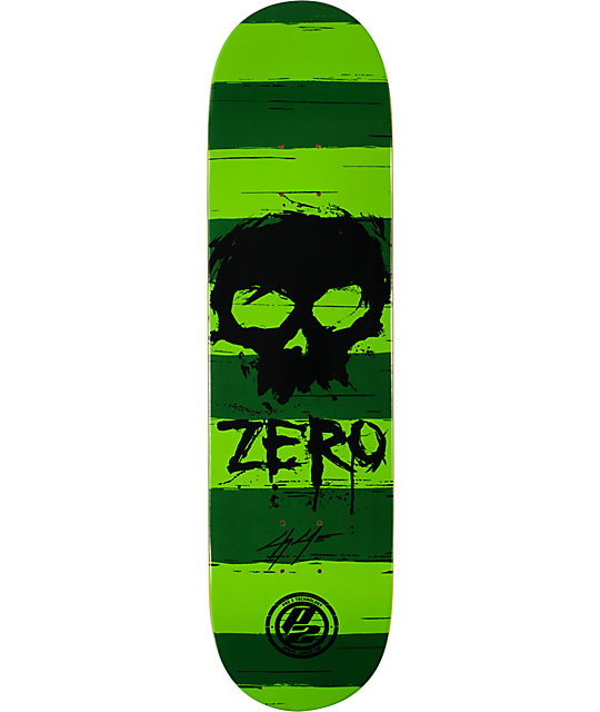 "Zero Cole Flagship 8.125""  Skateboard Deck"