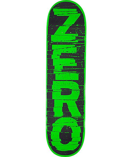 Zero Cutter Green 7.75