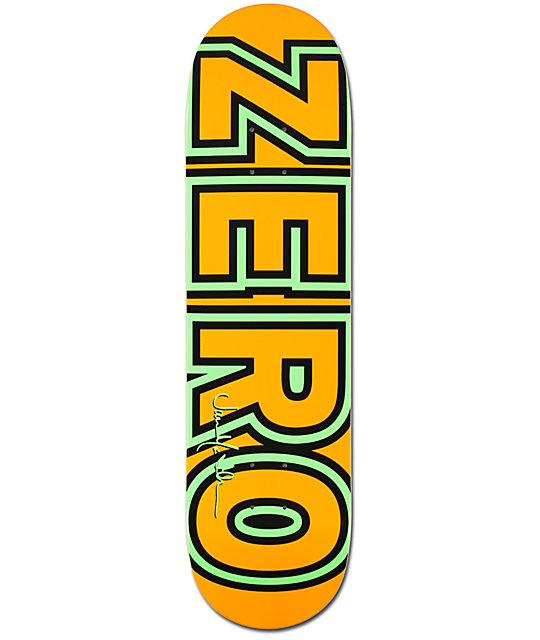 """Zero Jamie Thomas Bold P2 8.25""""  Skateboard Deck"""