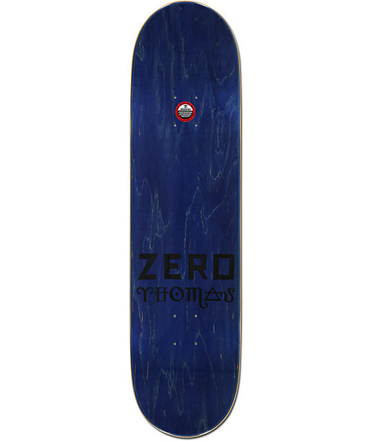 "Zero Jamie Thomas Cult 8.38""  Skateboard Deck"