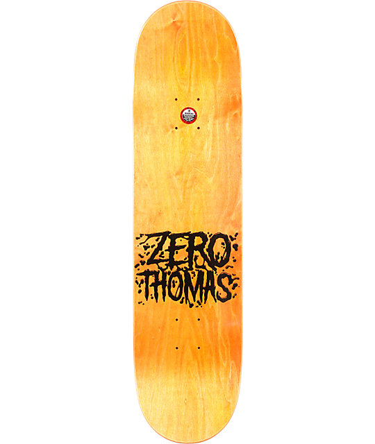 "Zero Jamie Thomas Lethal Injection 8.125""  Skateboard Deck"