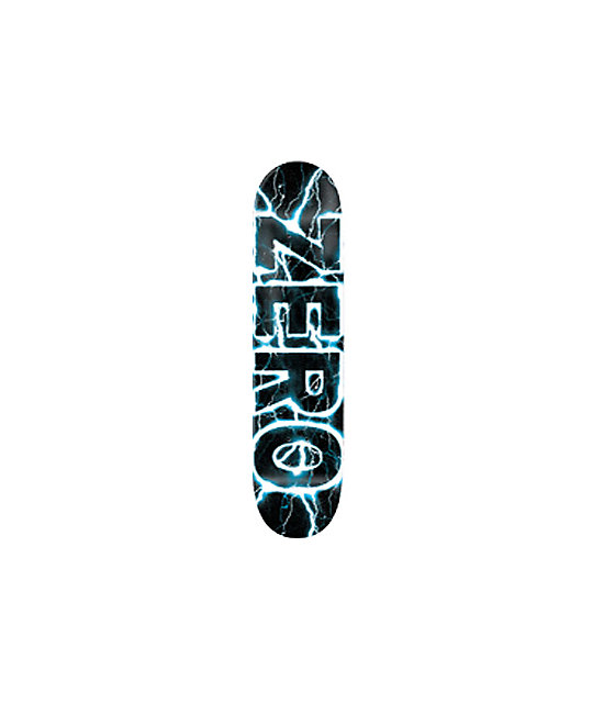 Zero Lightning Skateboard Zero Lightning Blue 8.0
