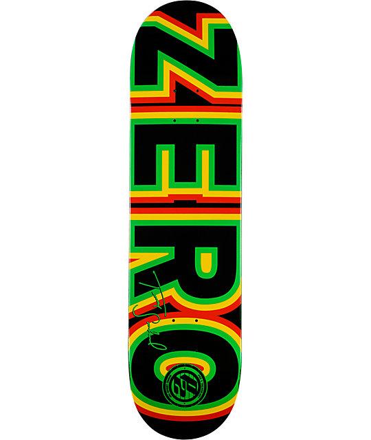 Zero Sandoval Bold P2 Rasta 8.0