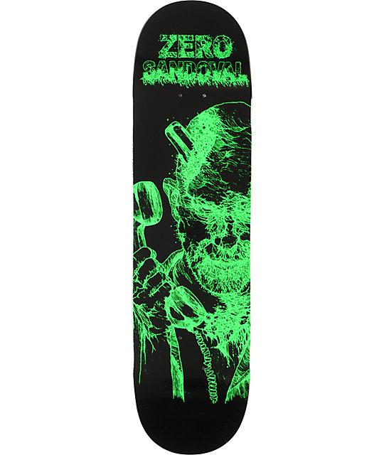 "Zero Sandoval Zombie 8.25""  Skateboard Deck"