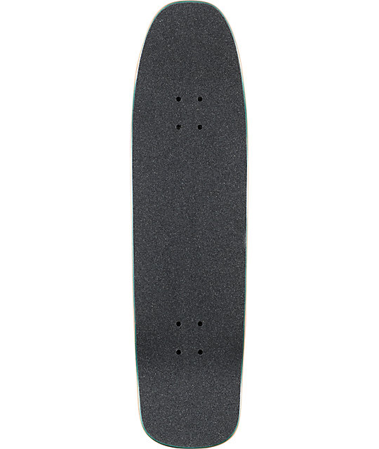 "Zero Thomas Our Lady 33""  Cruiser Complete Skateboard"