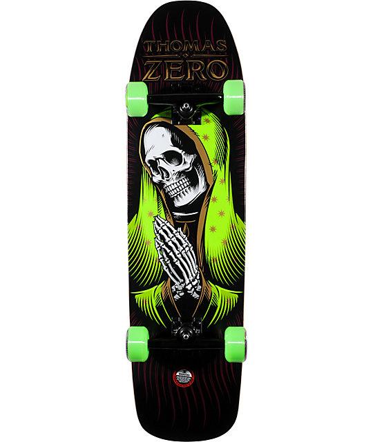 """Zero Thomas Our Lady 33""""  Cruiser Complete Skateboard"""