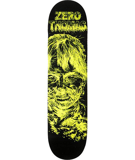 """Zero Thomas Zombie 7.75""""  Skateboard Deck"""