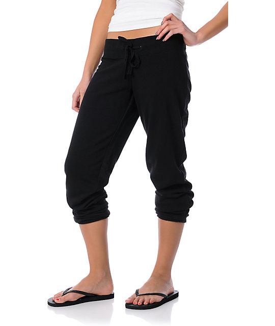 Zine Black Sweatpants