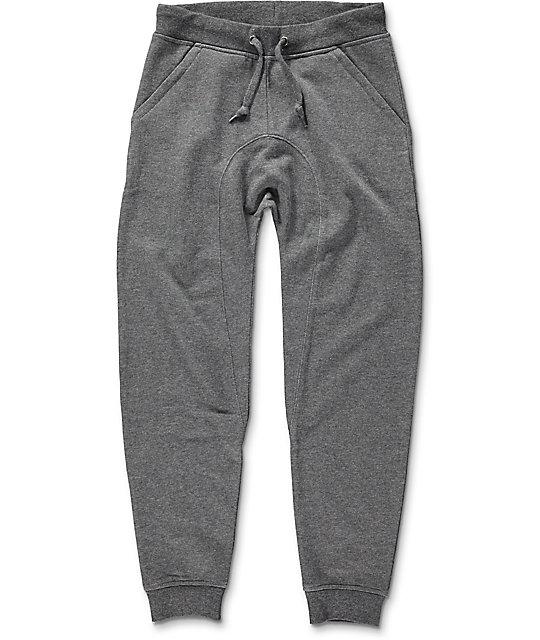 Zine Boys Cover Charcoal Jogger Pants | Zumiez