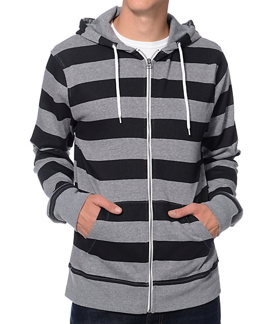 Find striped hoodie black and grey at ShopStyle. Shop the latest collection of striped hoodie black and grey from the most popular stores - all in one.