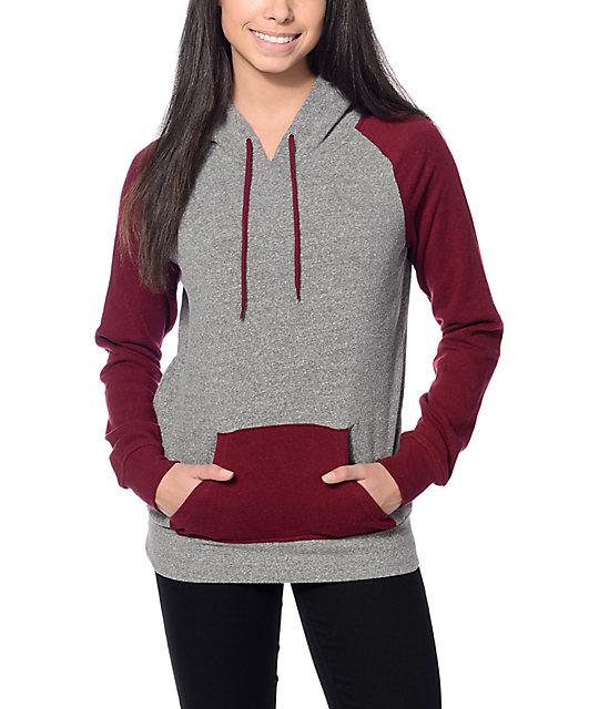 Women's Basic Hoodies | Solid & Plain Hoodies and Sweatshirts at ...