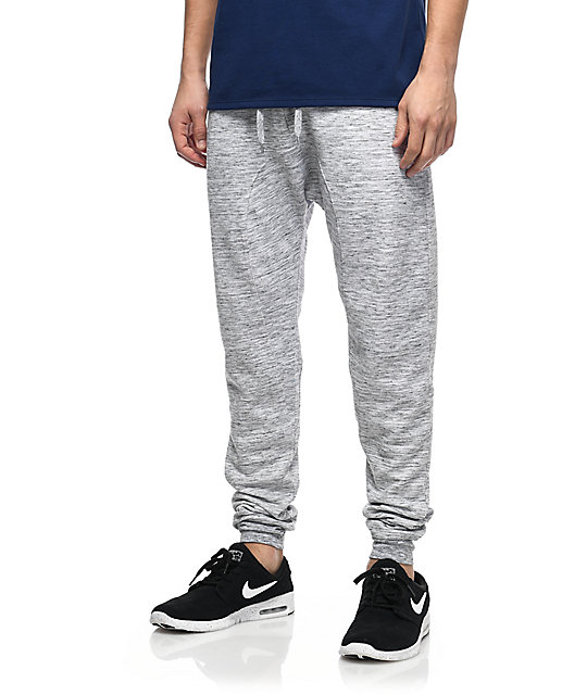 Take a look at the different styles like solid black joggers and crazy patterns from brands that Tillys offers including Charles and a Half, Levi's, Elwood, Nitrous Black boys joggers and more. There is a lot of kids' joggers to choose from, especially joggers for boys.