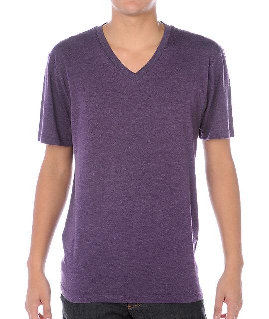 Zine Deuce Purple T-Shirt
