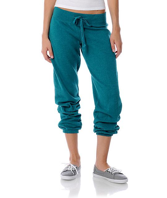 Zine Everglade Green Sweatpants