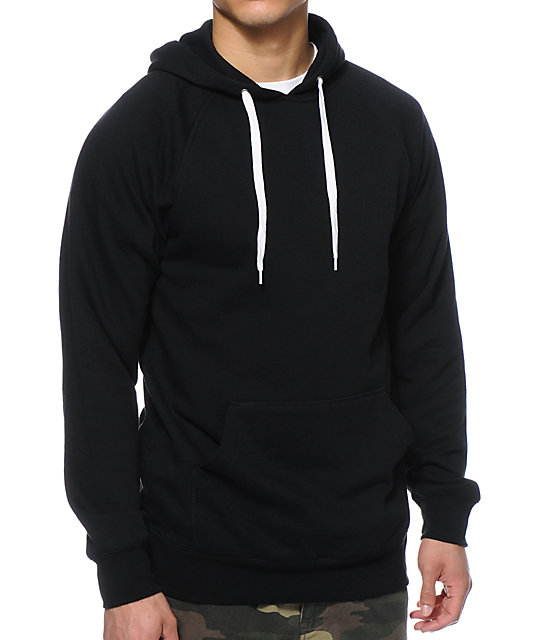 Men's Basic Hoodies | Men's Solid & Plain Hoodies | Zumiez