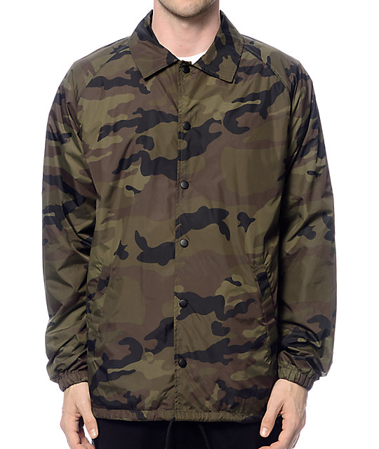 Camouflage jacket for sale funny