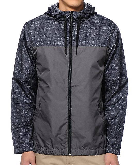 Zine Harvey Windbreaker Jacket